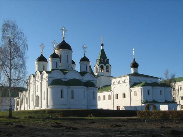 Спасо-Преображенский монастырь-01