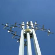 Памятник Журавли на Соколовой горе. Саратов