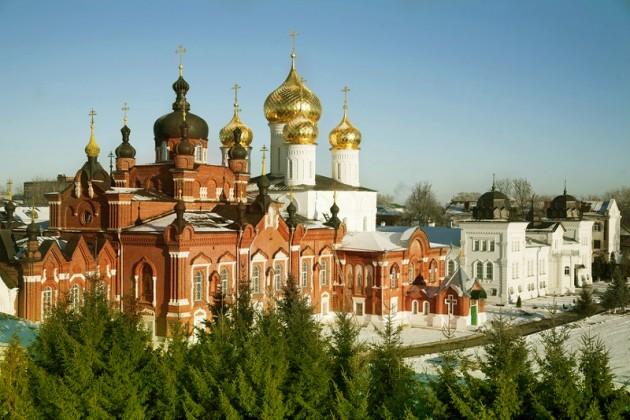 Богоявленско-Анастаcиин монастырь