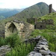 Цой-Педе — чеченский Город Мертвых.