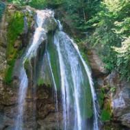 Водопад Гремячий ключ. Подмосковье