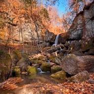 Кравцовские водопады. Приморский край