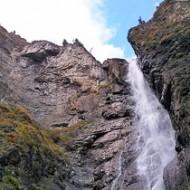 Шинокские водопады. Алтайский край