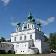 Михайло-Архангельский монастырь XIII века в Великом Устюге