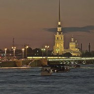 Санкт-Петербург — город на Неве