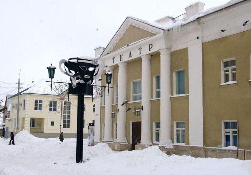 Вольский драмтеатр