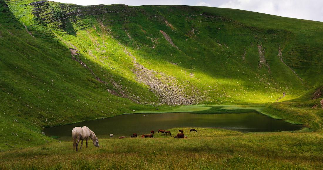 Озеро Ивор