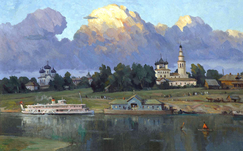 Старинный русский город Молога не зря сравнивают со сказочным градом Китеже..