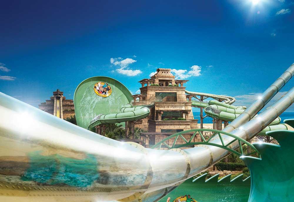 Atlantis expands Aquaventure Water Park