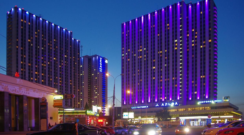 Отель Измайлово - Вега
