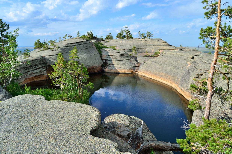 Каркаралинский государственный природный парк