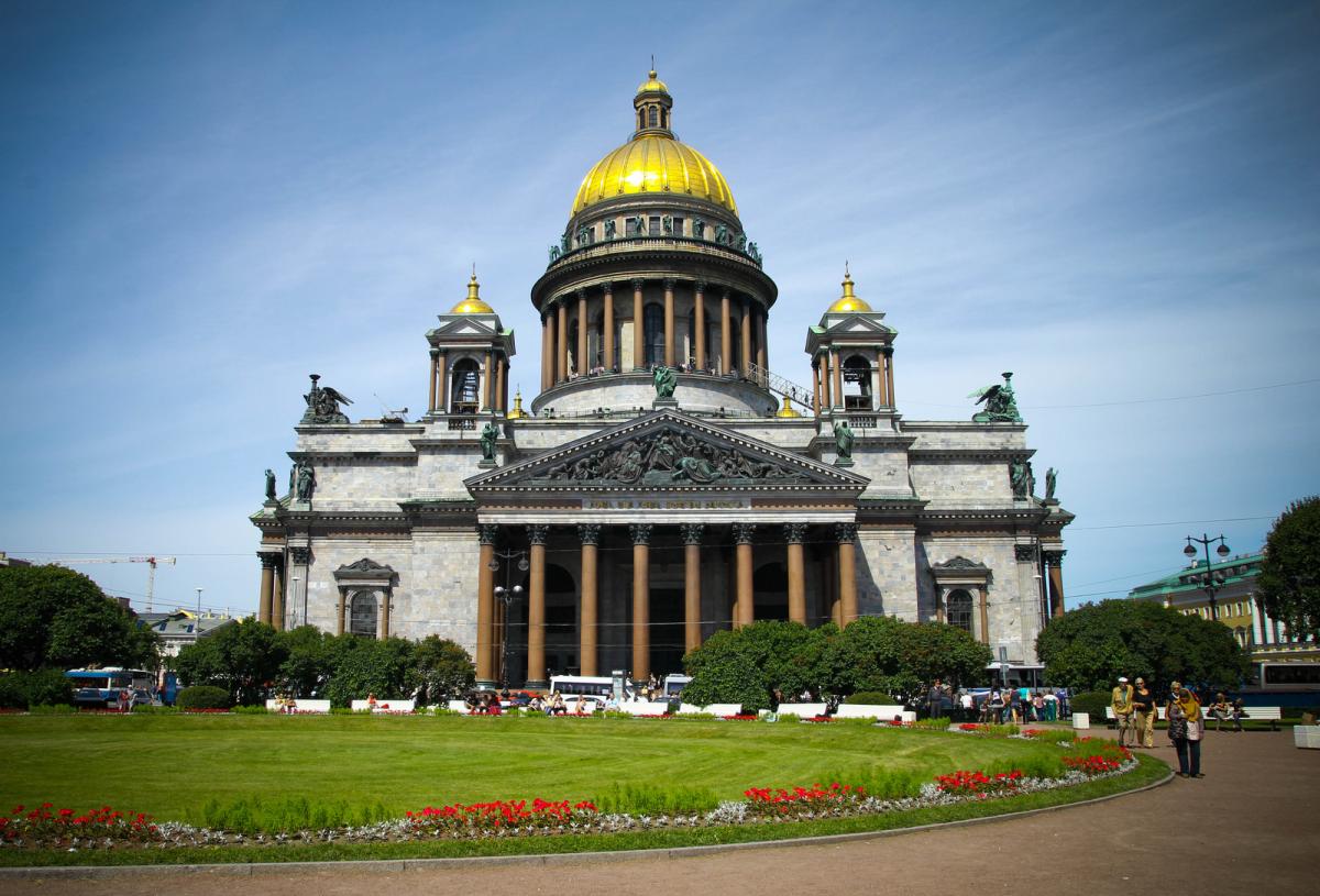Петиция против передачи Исаакиевского храма РПЦ собрала неменее 120 тыс. подписей