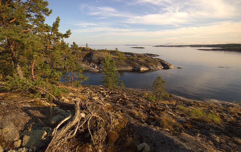 Острова Ладожского озера, Карелия