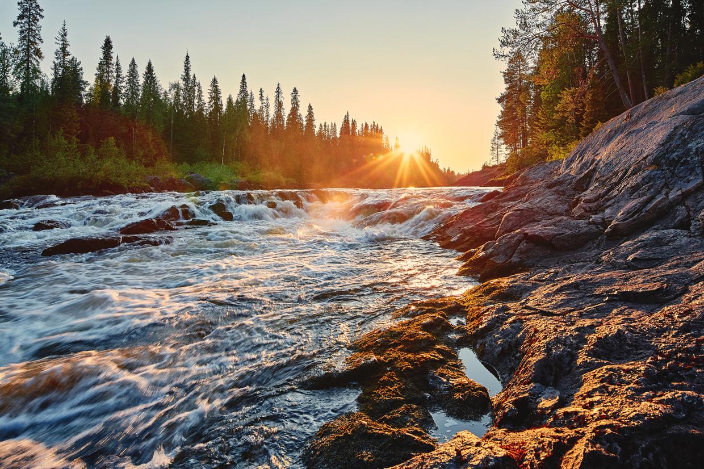 Карелия - земля небывалых красот