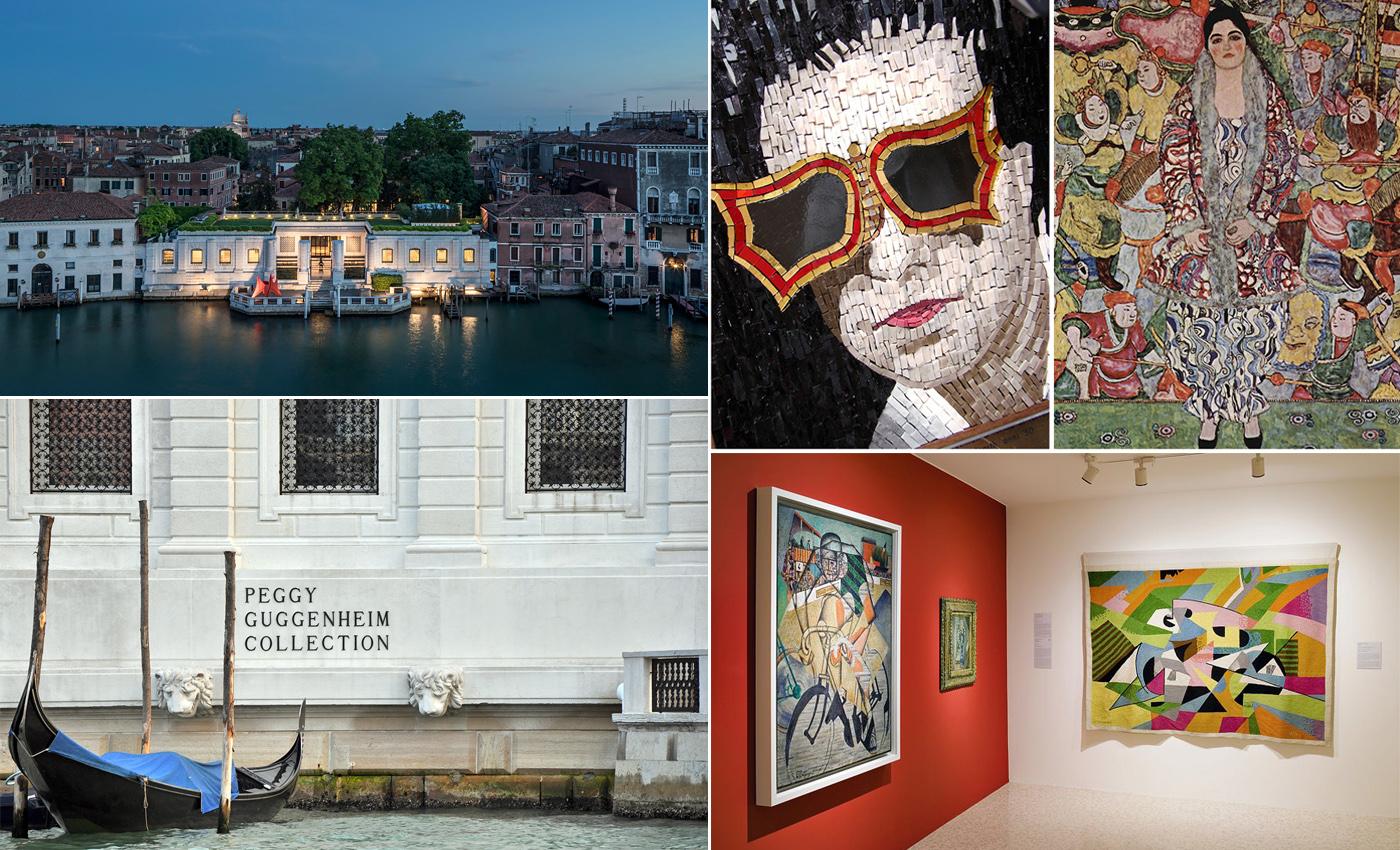 Музей современного искусства Пегги Гуггенхайм, Венеция, Венето, Италия