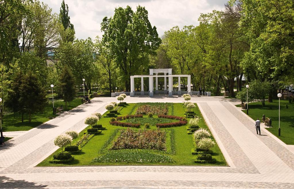Парк «Городской сад», Краснодар