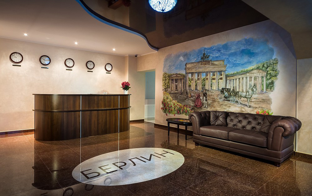 Гостиница «Берлин», Калининград