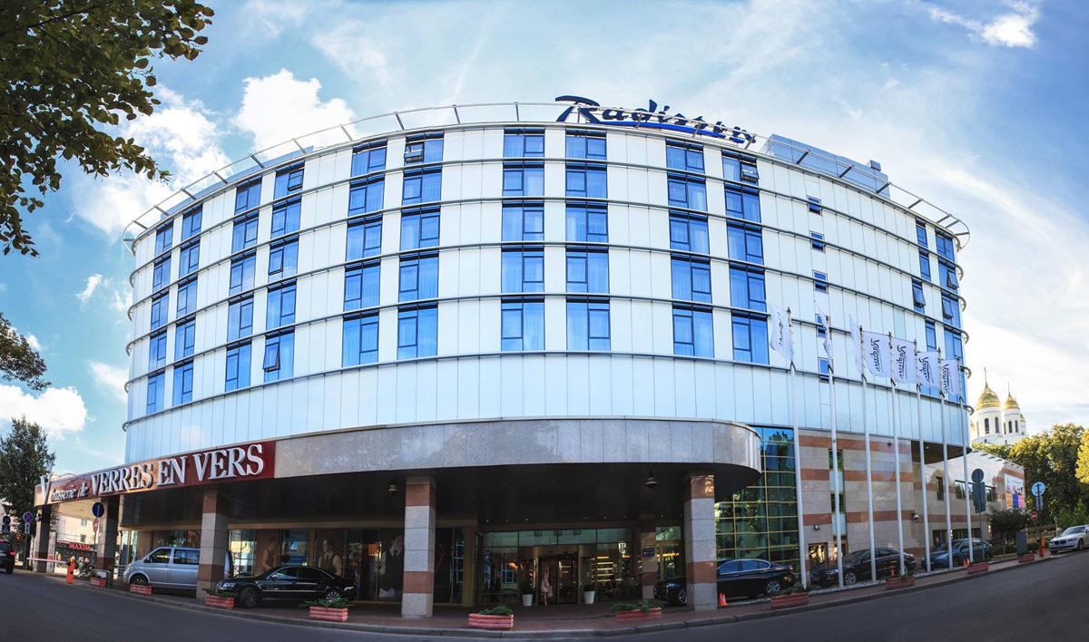 Гостиница «Radisson Kaliningrad»