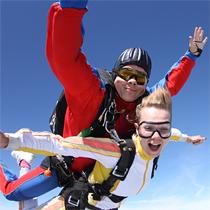 Прыжки с парашутом