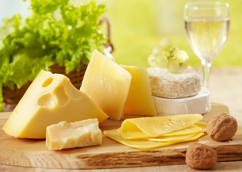 Сыр - любимый и почитаемый продукт в России