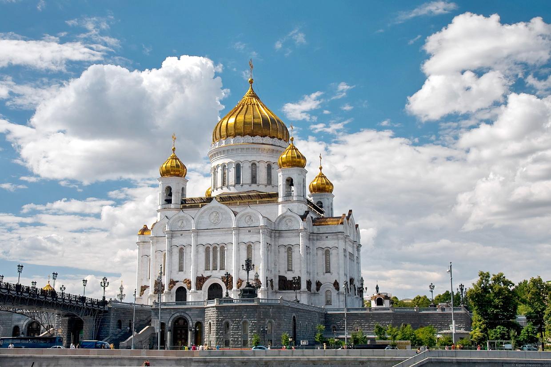 Храм Христа Спасителя. Россия, Москва