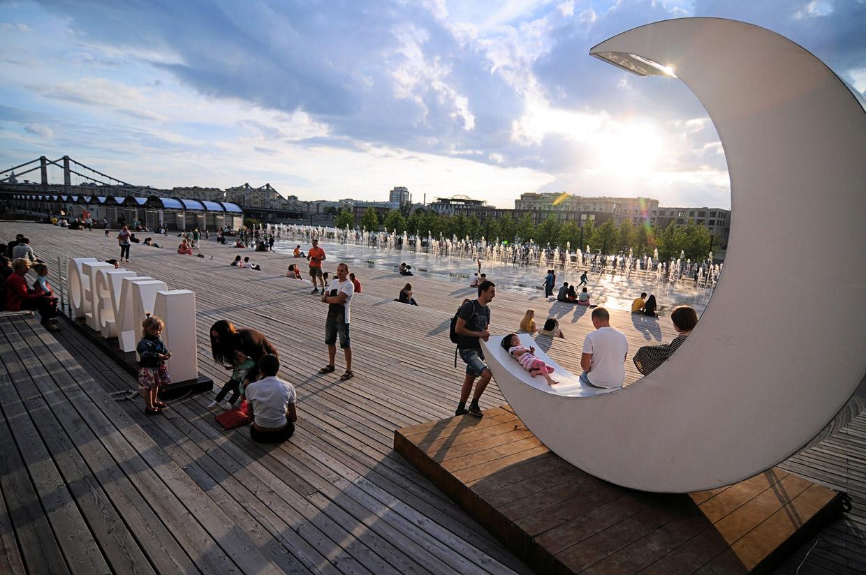 Парк искусств Музеон.