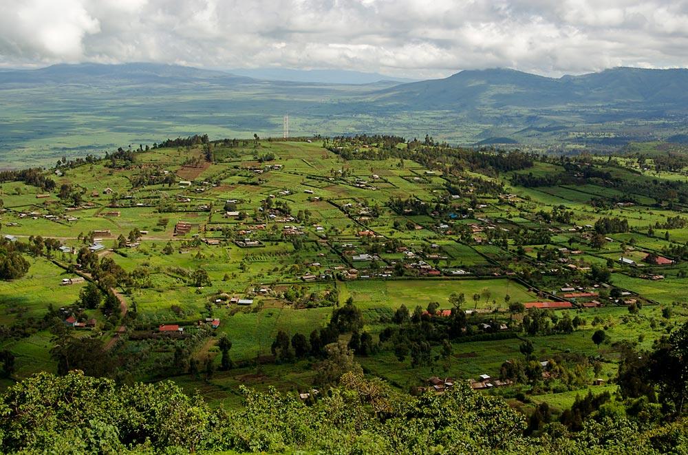 Африка. Великая Рифтовая долина, Найроби, Кения.