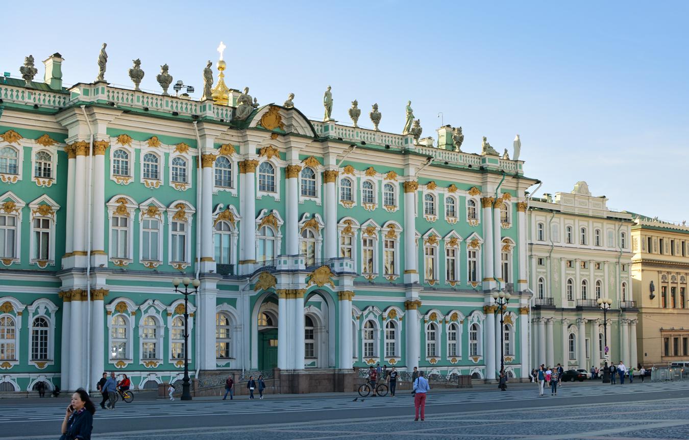 Государственный Эрмитаж (Зимний дворец)