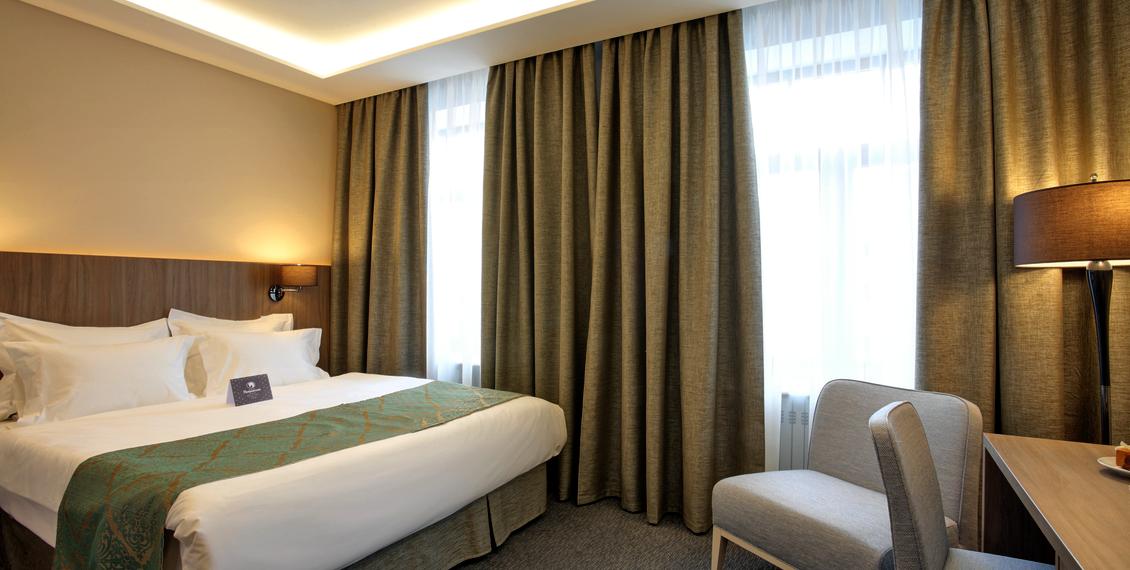 Отель «Покровский» 4* — Номер категории Superior