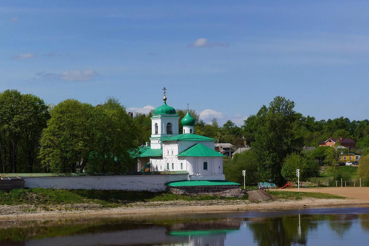 Мирожский монастырь, памятник архитектуры XII-XIX веков