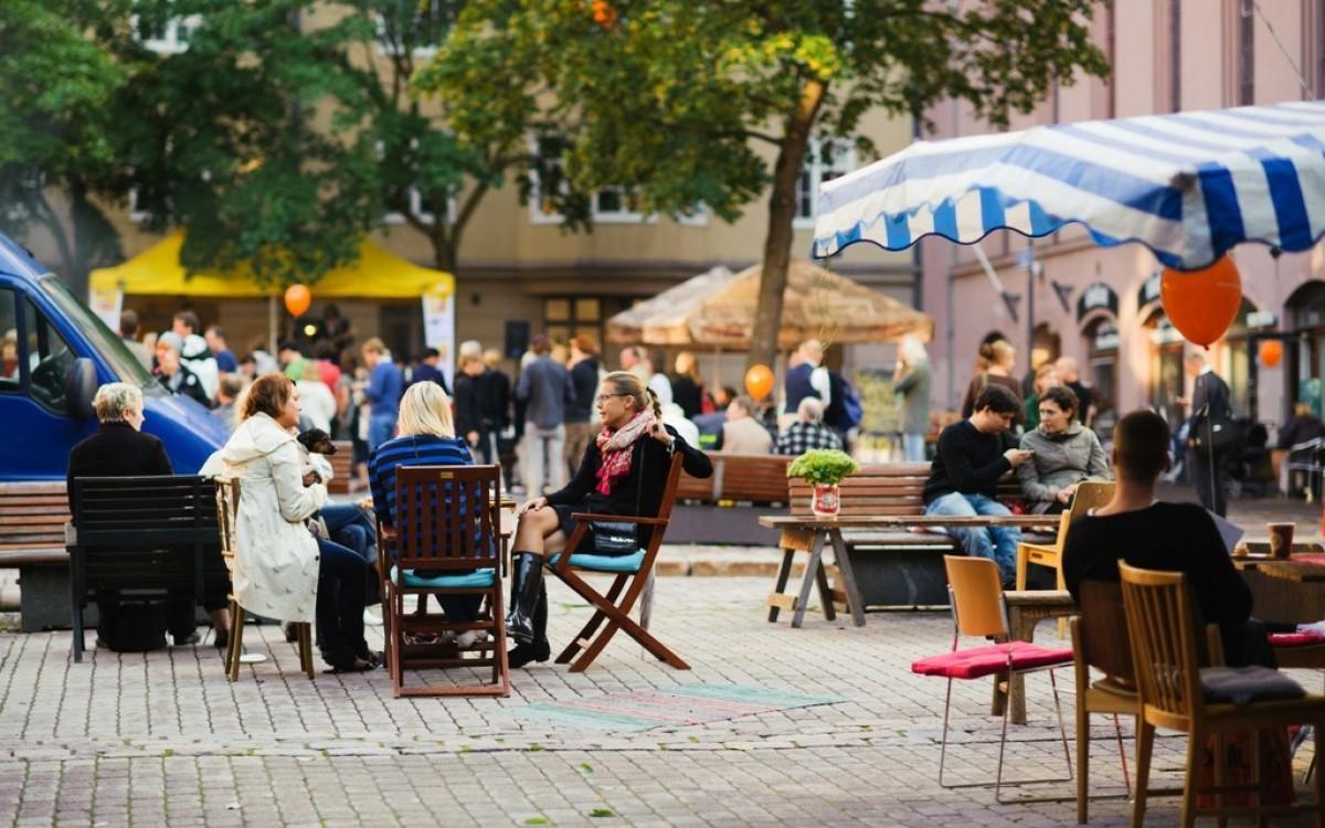 Поездка в Финляндию - приобретение новых знакомств