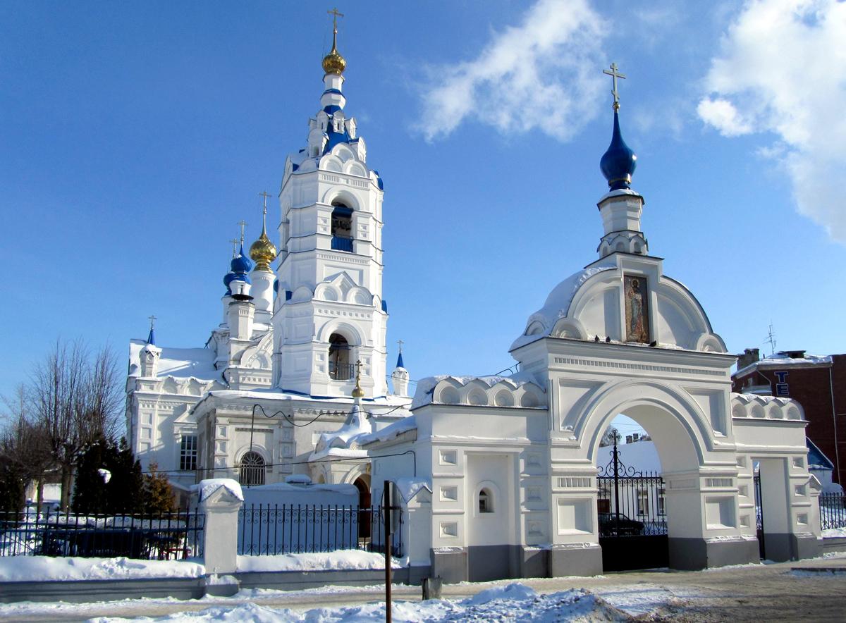 Преображенский кафедральный собор в Иваново