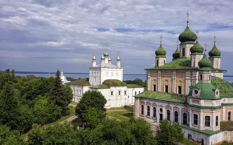 Горицкий монастырь, Переславль-Залесский