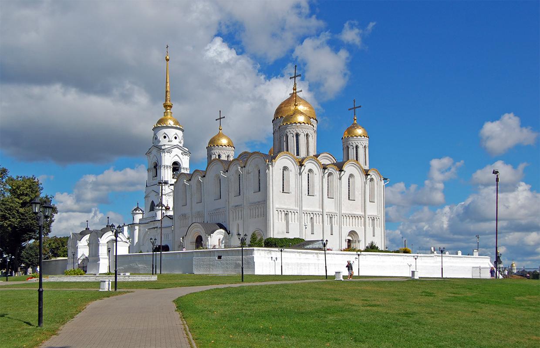 Свято-Успенский кафедральный собор во Владимире