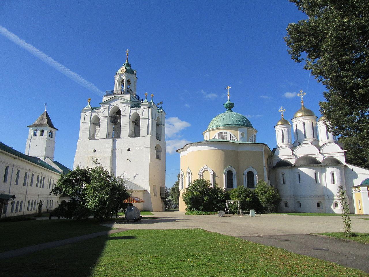 Спасо-Преображенский собор в Ярославле