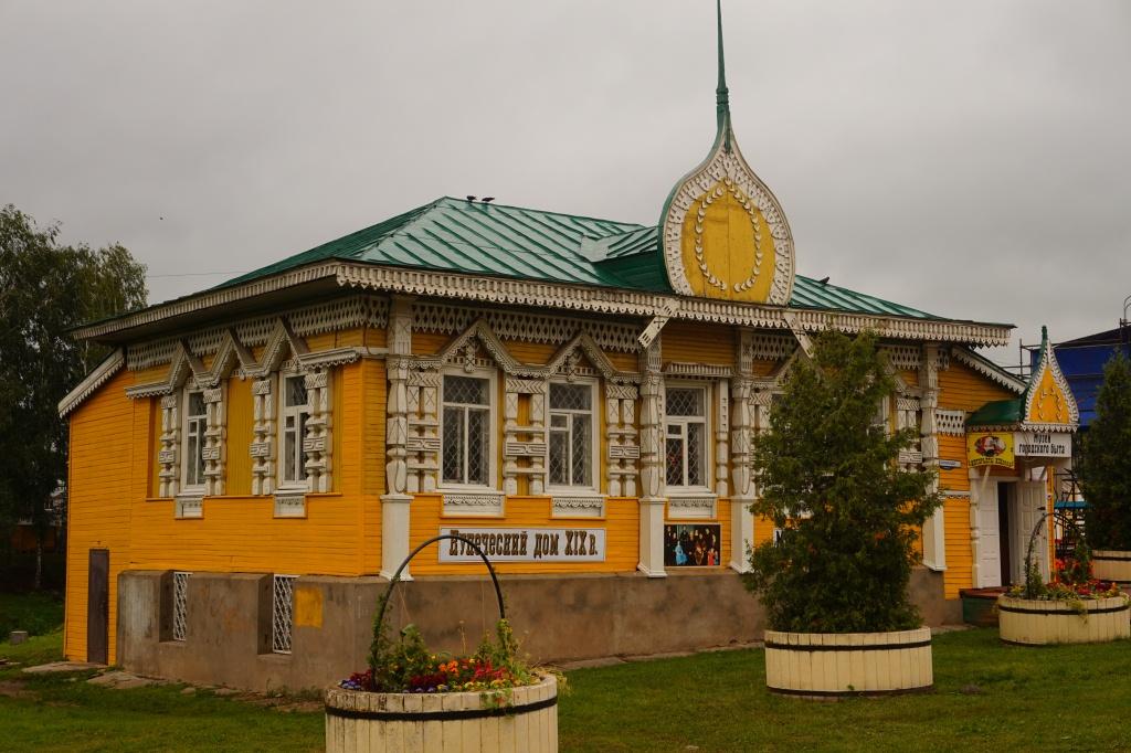 Дом-музей «Легенды Углича»