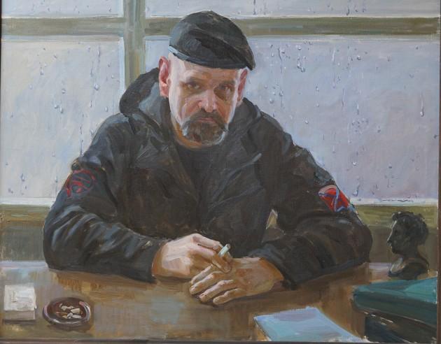 «Портрет комбрига Мозгового А.Б.»