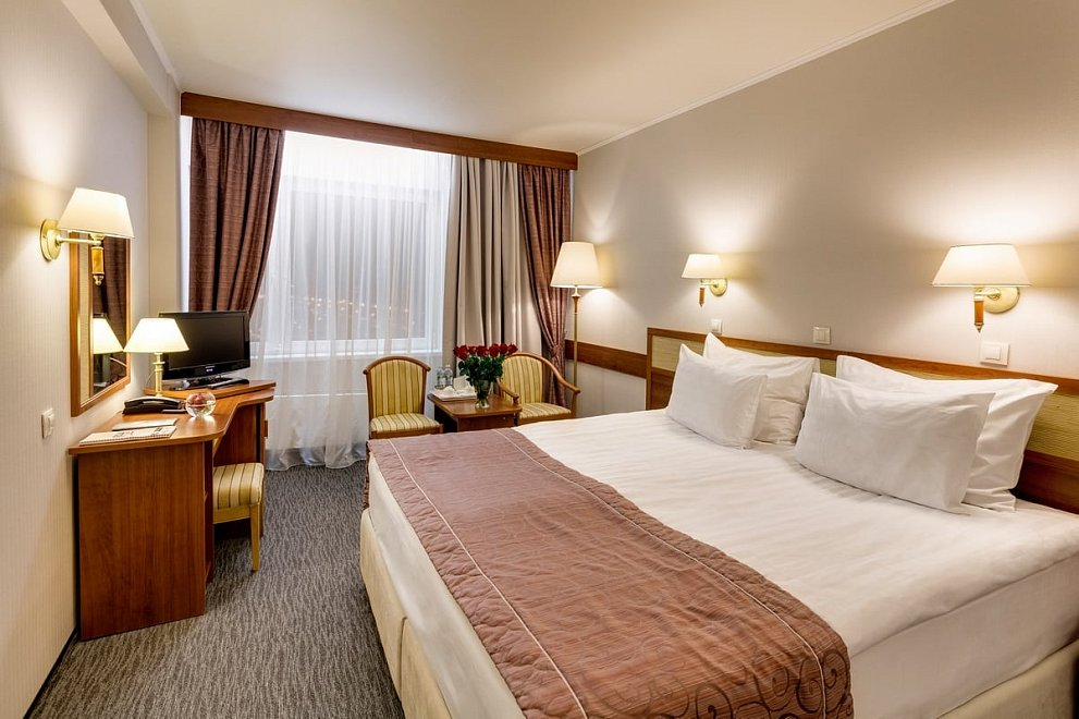 Отель «Вега Измайлово». Номер Стандарт