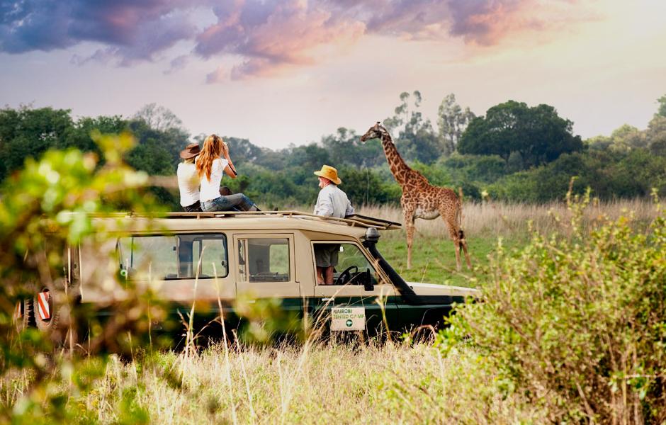 Экзотический отдых в Африке