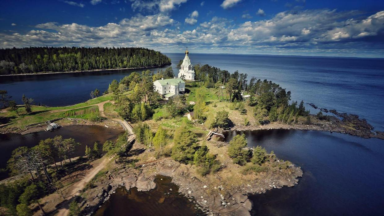 Остров Валаам – центр духовной культуры России
