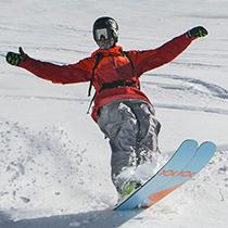 Где выгодно арендовать лыжи и сноуборд в Сочи